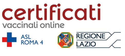 Portale Vaccinazioni Online ASL Roma 4 - Password Dimenticata